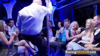 Swinger couples are craving for more