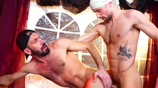 Stud gay guy comes to see his future