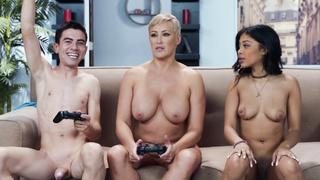 Brazzer - You Don't Need A Cock: Part 2 (2019) Jordi El Niño Polla, Jeni Angel, Ryan Keely - HD