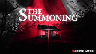Digital Playground - The Summoning (2019, full 4 in 1) Gina Valentina, Abigail Mac, Romi Rain