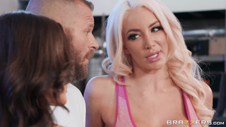 Brazzers - The Fuck Off - Lisa Ann, Nicolette Shea & Scott Nails - HD Trailer 1080p