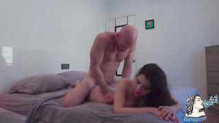 Porn Johnny Sins and Valentina Nappi hot sex video