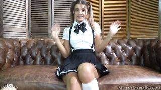 Japanese schoolgirl cosplay sex solo xvideo