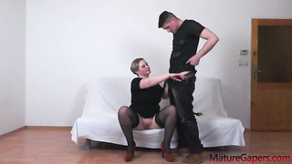 Mature pussy porn -  Samantha Si