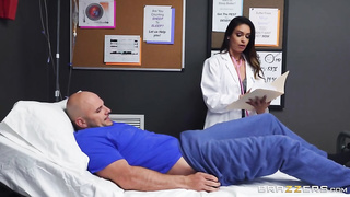Brazzers Doctor Adventures - The Cure For Insomnia (2019) JMac, Katana Kombat