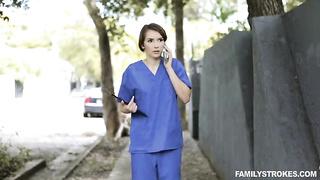The Nympho Nurse (2019) Natalie Porkman