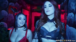Brazzers - Swing Fling: Part 2 (2019) Xander Corvus, Angela White, Molly Stewart - HD TRailer 1080p