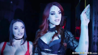 Brazzers RWS - Swing Fling: Part 2 (2019) Xander Corvus, Angela White, Molly Stewart