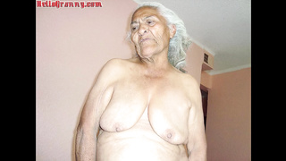 HelloGrannY Collecting Only Latin Beauty Grannies