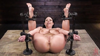 Angela White xvideos BDSM bondage 2019