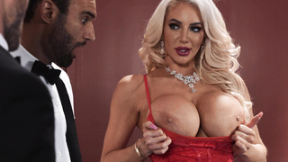 Brazzers - Poke Her Face (2019) Nicolette Shea, Alex Legend & Scott Nails - HD Trailer 1080p