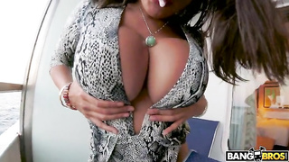 Free porn Luna Star POV sex video 2019
