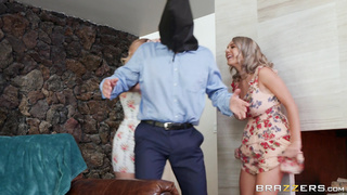 Brazzers - Naughty Date With The Neighbor (2019) Gabbie Carter & Mick Blue - HD Trailer 1080p