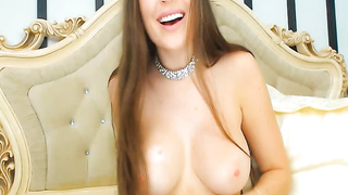 Big Tits Chick Fuck her Tight Pussy
