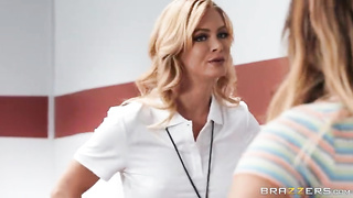 Exercising Her Ass Off (2019) Tiffany Watson, Serene Siren - Brazzers Hot And Mean