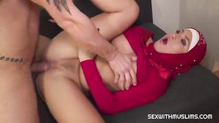 Hijab rough hardcore brutal abuse fucking videos
