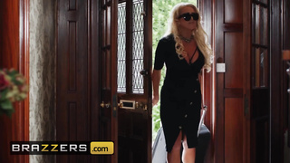 Brazzers - Girlfriend's Mom Craves some Young Cock - Rebecca Jane Smyth