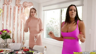 Buzzing Bride-To-Be (2019) Luna Star, Jill Kassidy - RK porn We Live Together