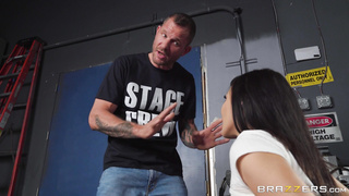 Brazzer - Roadie Head (2019) Jasmine Grey & Scott Nails - HD Trailer 1080p