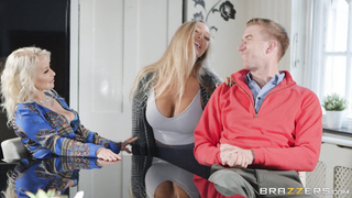 Brazzers - Out Like A Light (2019) Petite Princess Eve (Brazzers 1st scene) & Danny D - HD 1080p