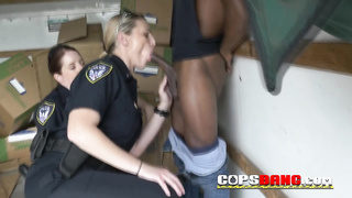These slutty cops love to bang hard