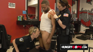 TWO Horny MILFs get Fucked by Black Dick
