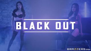 Brazzers - Black Out (2019) Manuel Ferrara, Rae Lil Black (Brazzers 1st scene!) - HD Trailer 1080p