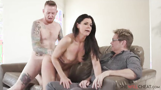 India Summer wife cheats with stepson video