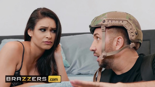 Brazzers - Bubble Butt Latina Katana Kombat Cucks Husband - Katana Kombat, Keiran Lee
