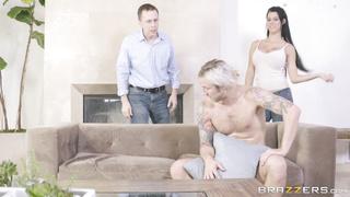 Sibling Rivalry 2 (2016) Chad Alva, Megan Rain, Peta Jensen - Brazzers, Exxtra - HD 1080p