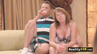These swinger couples enjoy their time