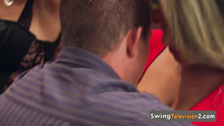 Swinger babe loves to talk about sex