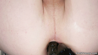 Pale shemale doctor anal bangs patient
