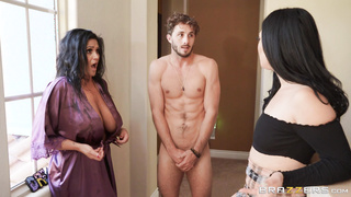 Brazzers - Bathing With Her Boyfriend (2019) Kailani Kai & Lucas Frost - HD Trailer 1080p