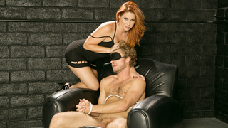 Mistress has her way with tiedup cheater