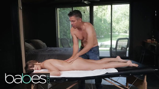 BABES - Sexy little babe gets hard fucked after sensual massage - Kimmy Granger, Mick Blue - HD 720p