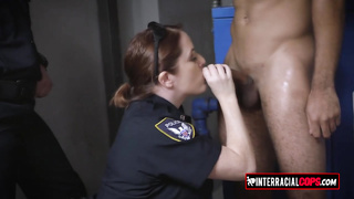 MILFs love when they arrest black cocks