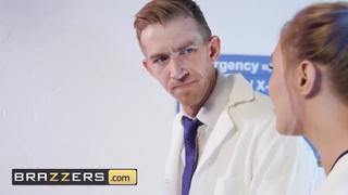 Brazzers - Danny D doctor porn video with Bonnie Rotten pornstar - HD 720p