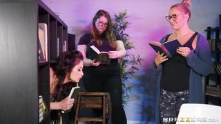 Brazzers - Library Lechery (2020) Valentina Bianco & Danny D
