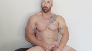 Hot stud goes solo for his first casting