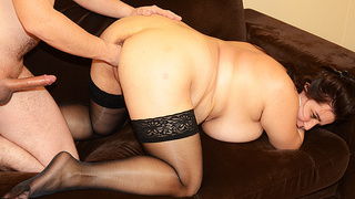 busty bbw milf first time rough fist fucked