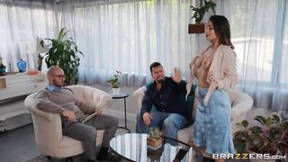 Brazzers - Sex With The Therapist (2020) Katana Kombat & Duncan Saint