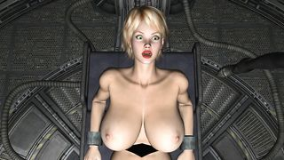Female droid fist womans pussy