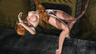 Porn Game - Christie`s Room 2007 Tentacles Fuck Girl[flash]