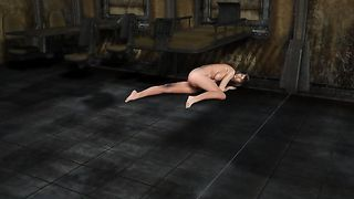 Christie`s Room 2007 Sexy Model 3D Porn Game [flash]