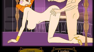 Cartoon XXX Game - Cleopatra Love BDSM [flash]