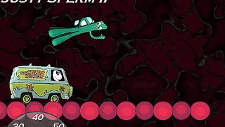 Cartoon Arcade Game - Justy Sperm 20XXX [flash]