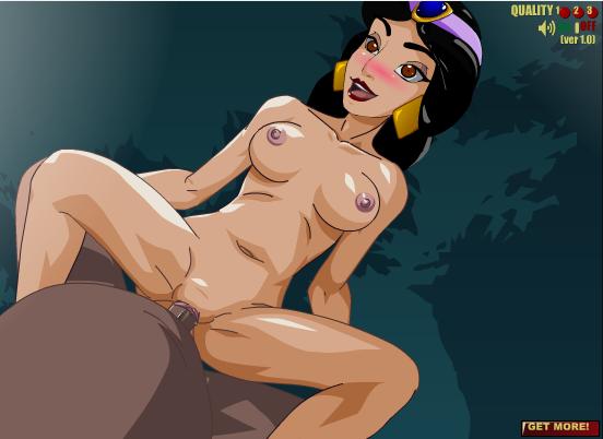 Fucking jasmine aladin