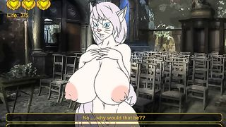 Cartoon XXX Game - Halloween - its time for fuck! [flash]