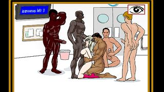 Cartoon Swingers Sex Game [flash]